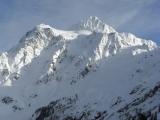 The view of Mt. Shuksan.