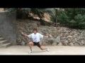 Side Lunge Walk, Cross Kick