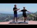 Ski Stronger Fit Tips: Single Leg Squat and Balance