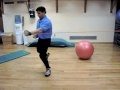 Core Phase 3 - Ski Exercise Fitness Video 12 of 15