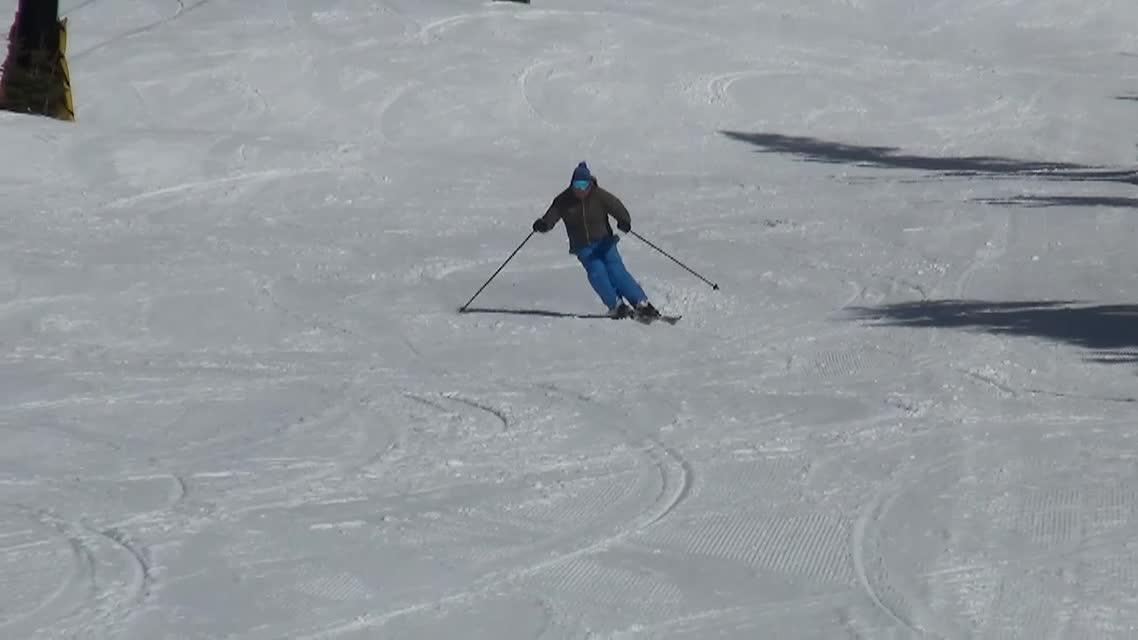 Jay Peterson Free Skiing Short Turns