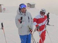 Canada\'s Ski Clinic at Inerski 2011