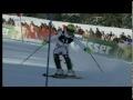 Marcel Hirscher Kitzbuhl 2011 Slalom 1e run